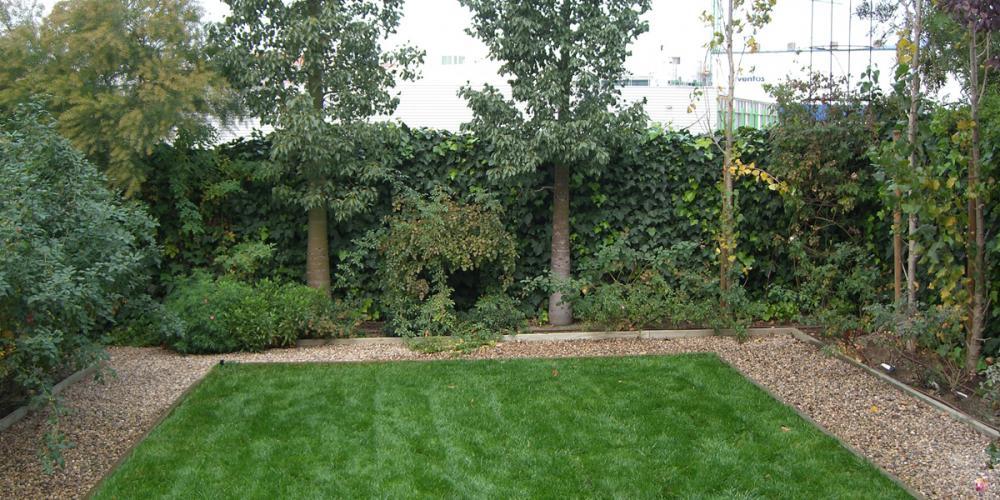 Proyectos proyectos de jardineria en barcelona for Proyecto jardineria