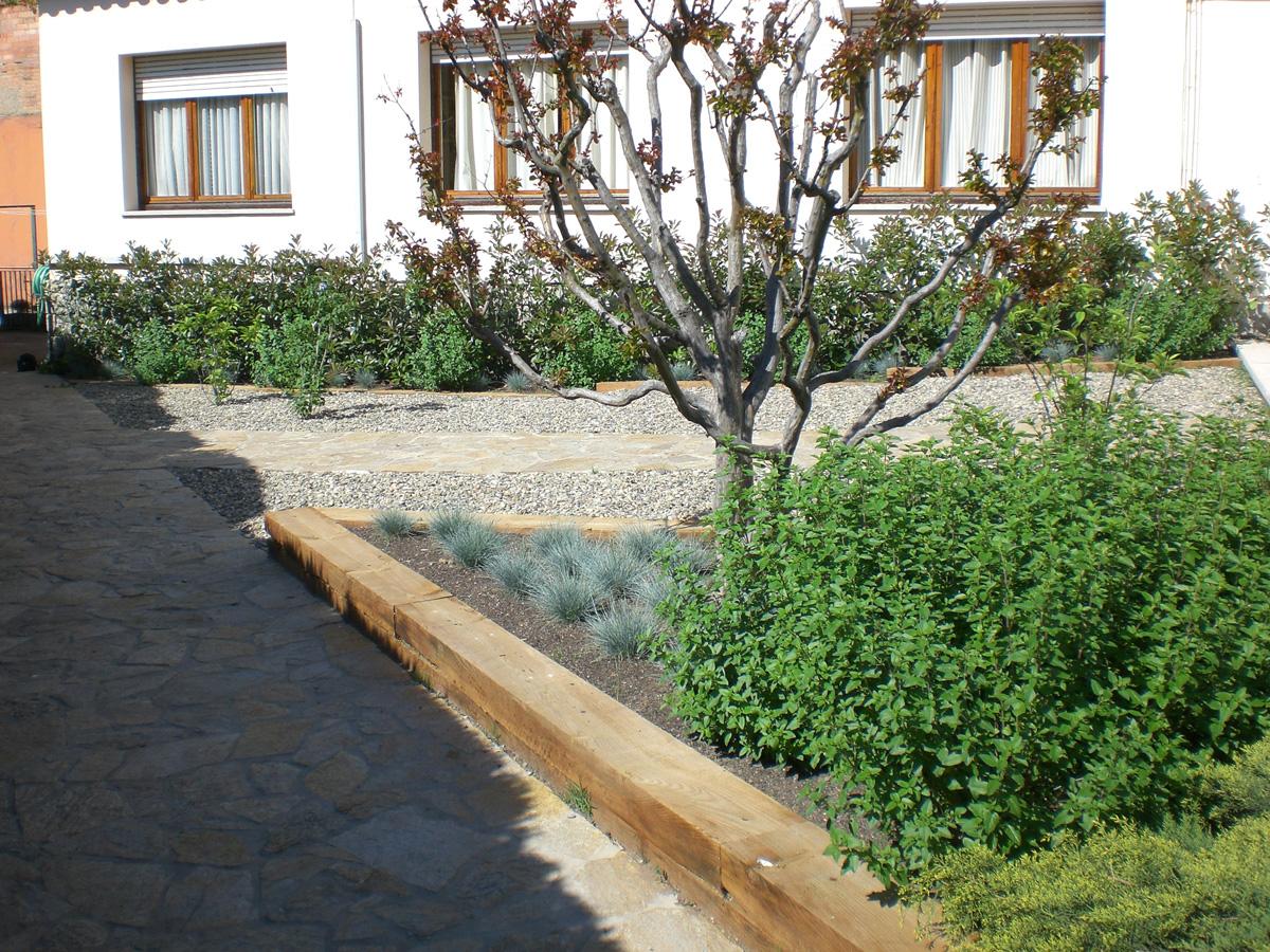 Asesoramiento t cnico proyectos de jardineria en for Jardineria barcelona